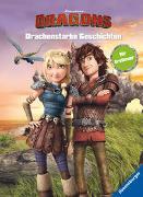 Cover-Bild zu Dreamworks Dragons: Drachenstarke Geschichten für Erstleser von THiLO