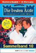 Cover-Bild zu Die besten Ärzte 10 - Sammelband (eBook) von Graf, Karin
