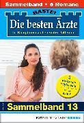 Cover-Bild zu Die besten Ärzte 13 - Sammelband (eBook) von Frank, Stefan