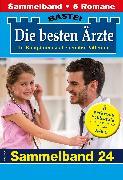 Cover-Bild zu Die besten Ärzte 24 - Sammelband (eBook) von Ritter, Ina
