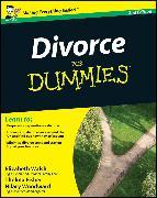 Cover-Bild zu Divorce For Dummies (eBook) von Reed, Mary