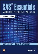 Cover-Bild zu SAS Essentials (eBook) von Elliott, Alan C.