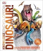 Cover-Bild zu Knowledge Encyclopedia Dinosaur! (eBook) von Woodward, John