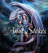 Cover-Bild zu The Art of Anne Stokes von Stokes, Anne