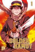 Cover-Bild zu Noda, Satoru: Golden Kamuy 1