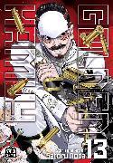 Cover-Bild zu Noda, Satoru: Golden Kamuy, Vol. 13