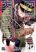 Cover-Bild zu Noda, Satoru: Golden Kamuy, Vol. 20