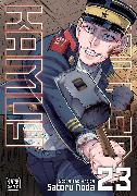Cover-Bild zu Noda, Satoru: Golden Kamuy, Vol. 23