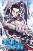 Cover-Bild zu Noda, Satoru: Golden Kamuy 7