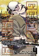 Cover-Bild zu Noda, Satoru: Golden Kamuy, Vol. 4