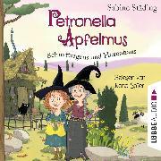 Cover-Bild zu Schnattergans und Hexenhaus - Petronella Apfelmus, (gekürzt) (Audio Download) von Städing, Sabine