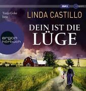 Cover-Bild zu Dein ist die Lüge von Castillo, Linda