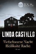 Cover-Bild zu Tiefschwarze Nacht/Heißkalte Rache (eBook) von Castillo, Linda