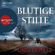 Cover-Bild zu Blutige Stille (Ungekürzte Lesung) (Audio Download) von Castillo, Linda