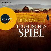 Cover-Bild zu Teuflisches Spiel (Ungekürzte Lesung) (Audio Download) von Castillo, Linda