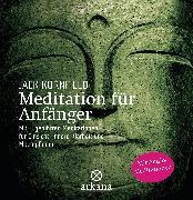 Cover-Bild zu Meditation für Anfänger (eBook) von Kornfield, Jack