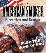 Cover-Bild zu American Smoker (eBook) von Phillips, Jeff