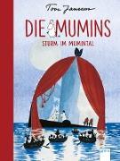 Cover-Bild zu Li, Amanda: Die Mumins (5). Sturm im Mumintal (eBook)