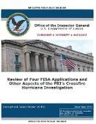 Cover-Bild zu Office of the Inspector General Report von Horowitz, Michael E.