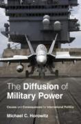 Cover-Bild zu Diffusion of Military Power (eBook) von Horowitz, Michael C.