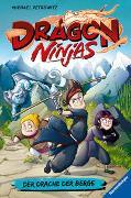 Cover-Bild zu Dragon Ninjas, Band 1: Der Drache der Berge von Petrowitz, Michael