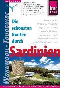 Cover-Bild zu Reise Know-How Wohnmobil-Tourguide Sardinien: Die schönsten Routen (eBook) von Höh, Peter