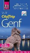 Cover-Bild zu Reise Know-How CityTrip Genf (eBook) von Brinke, Margit