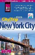 Cover-Bild zu Reise Know-How Reiseführer New York City (CityTrip PLUS) (eBook) von Brinke, Margit