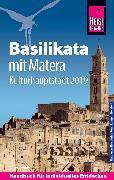 Cover-Bild zu Reise Know-How Reiseführer Basilikata mit Matera (Kulturhauptstadt 2019) (eBook) von Amann, Peter