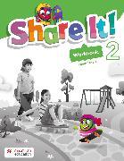 Cover-Bild zu Share It! Level 2 Workbook von Davis, Fiona