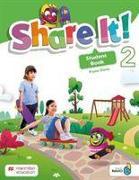 Cover-Bild zu Share It! Level 2 Student Book with Sharebook and Navio App von Davis, Fiona