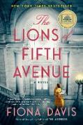 Cover-Bild zu The Lions of Fifth Avenue (eBook) von Davis, Fiona