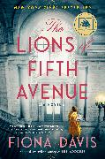 Cover-Bild zu The Lions of Fifth Avenue von Davis, Fiona