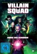 Cover-Bild zu Villain Squad - Armee der Schurken von Inman, Jeremy M.