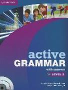 Cover-Bild zu Active Grammar Level 2 with Answers von Davis, Fiona