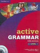 Cover-Bild zu Active Grammar Level 1 with Answers von Davis, Fiona