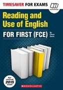 Cover-Bild zu Reading and Use of English for First (FCE) von Davis, Fiona