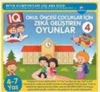 Cover-Bild zu Okul Öncesi Cocuklar Icin IQ Zeka Gelistiren Oyunlar 1 4-7 Yas von Kolektif