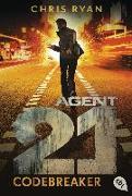Cover-Bild zu Agent 21 - Codebreaker von Ryan, Chris