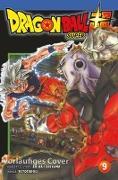 Cover-Bild zu Akira Toriyama (Original Story): Dragon Ball Super 9