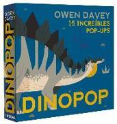 Cover-Bild zu Dinopop: 15 Increíbles Pop-Ups von Davey, Owen