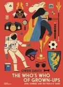 Cover-Bild zu The Who's Who of Grown-Ups von Davey, Owen