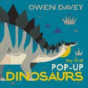 Cover-Bild zu My First Pop-Up Dinosaurs von Davey, Owen