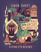Cover-Bild zu Mad about Monkeys von Davey, Owen