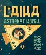 Cover-Bild zu Laika, Astronot Köpek von Davey, Owen