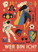 Cover-Bild zu Wer bin ich? von Davey, Owen (Illustr.)