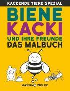 Cover-Bild zu Biene Kacki und ihre Freunde von Wolke, Massimo