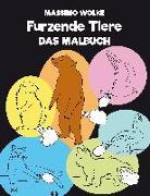 Cover-Bild zu Furzende Tiere - Das Malbuch von Wolke, Massimo