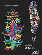 Cover-Bild zu Vagina Malspaß pur von Wolke, Massimo
