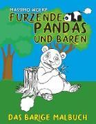 Cover-Bild zu Furzende Pandas und Bären - Das bärige Malbuch von Wolke, Massimo